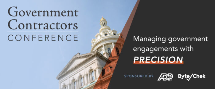 2021 GOVERNMENT CONTRACTORS CONFERENCE (Full Day Conference)