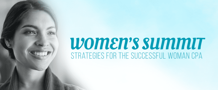 2018 Women's Summit: Strategies for the Successful Woman CPA