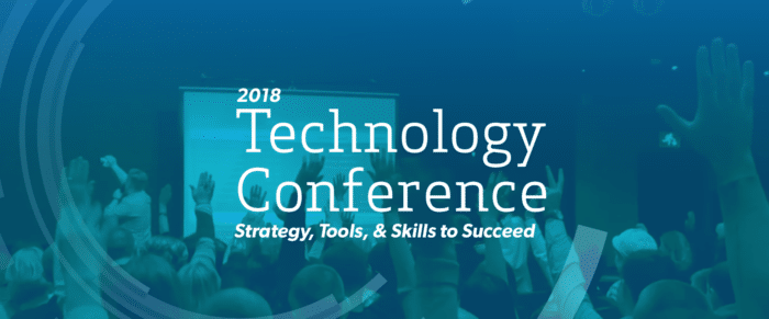 2018 Technology Conference – Day 1