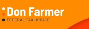 Don Farmer Federal Tax Update