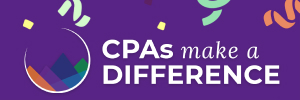 VIRTUAL CPAs Make A Difference Welcome Celebration for New CPAs