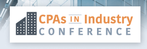 2021 CPAs in Industry Conference