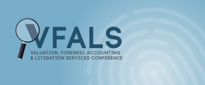 Valuation, Forensic Accounting and Litigation Services Conference (LC-18)