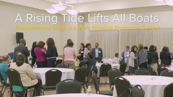 A Rising Tide Lifts All Boats: Transformative Steps to a More Inclusive Profession