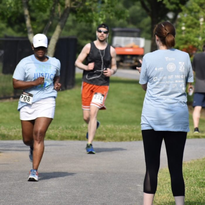 4th Annual PBRC Run for Justice