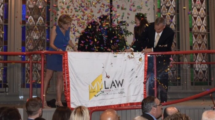 CLREP Unveils New Name, Logo at Annual Fundraiser
