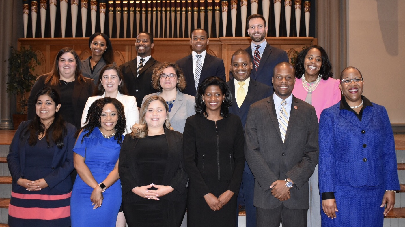 MSBA Introduces Leadership Academy 2018-2019 Class of Fellows