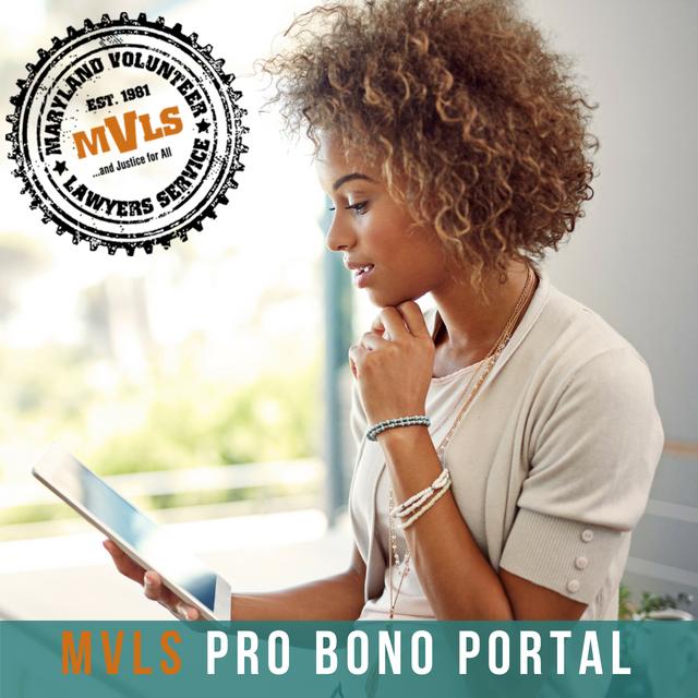 MVLS Launches Pro Bono Portal