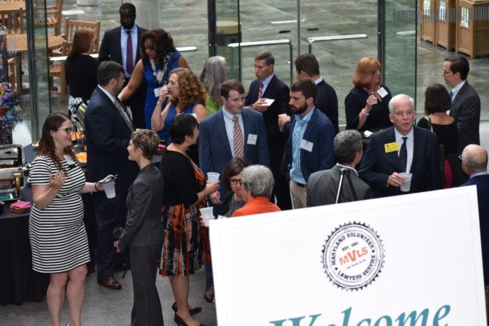 DLA Piper Hosts MVLS Judicial Reception