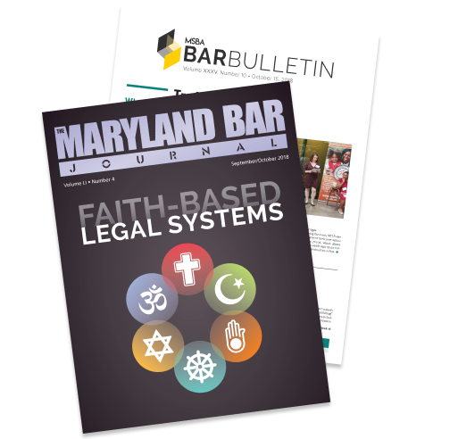 Maryland State Bar Association (MSBA) | Serving, connecting, and ...