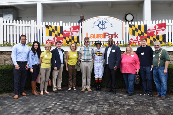 Agriculture Law Section Hosts Day at the Races