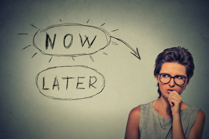 WELLNESS TIP SHEET: Lowering Your Anxiety by Tackling Procrastination
