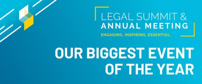 Legal Summit & Annual Meeting 2019