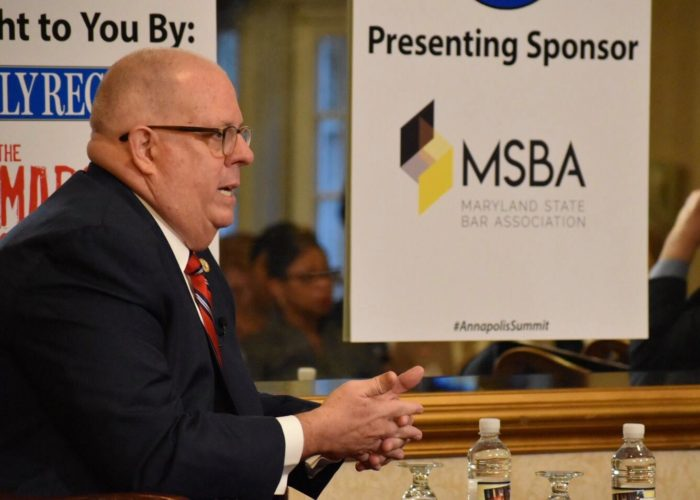 MSBA Kicks Off 2019 Legislative Session as Presenting Sponsor of Annapolis Summit