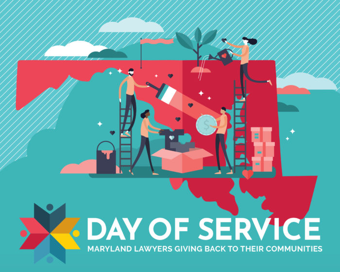 Day of Service – Maryland Attorneys Giving Back to Their Communities