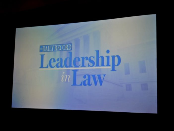 2019 Leadership in Law Awards