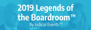 Legends of the Boardroom 2019