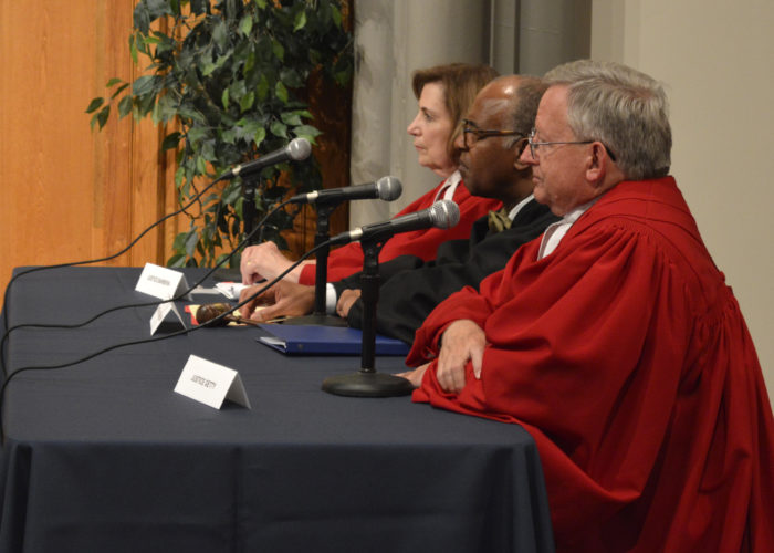 Litigation Section Marks McCulloch Bicentennial with Re-Enactment