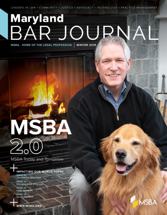 Write for the Maryland Bar Journal!