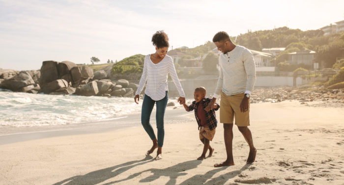 Wellness Tip Sheet: Reconnecting on a Family Vacation