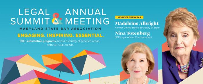 Legal Summit & Annual Meeting 2020