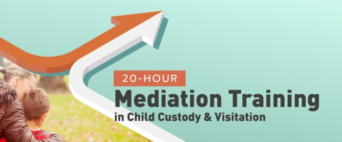 20 Hour Mediation in Child Custody and Visitation