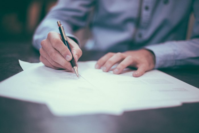 Waiver of In-Person Notarization of Documents