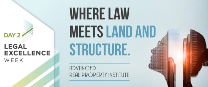 Advanced Real Property Institute