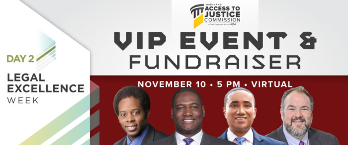 Access to Justice VIP Event & Fundraiser