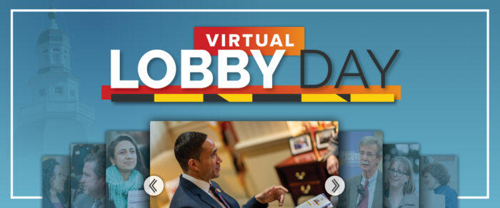 Register for MSBA's Second Annual Lobby Day (fully virtual)