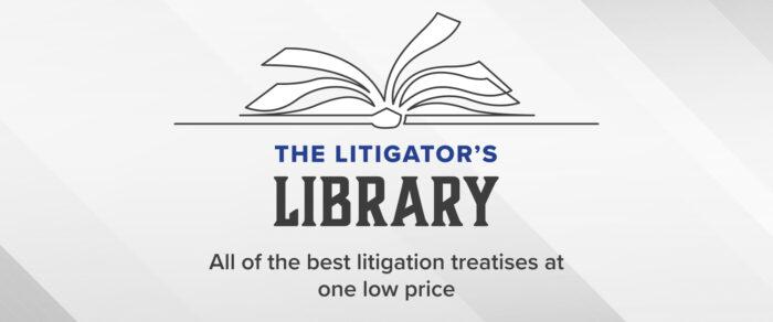 The Litigator's Library