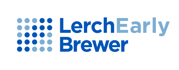 Lerch Early Brewer logo stacked