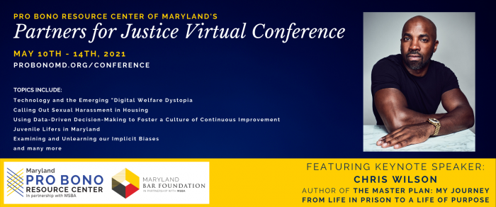 PBRC Hosts Partners for Justice Virtual Conference