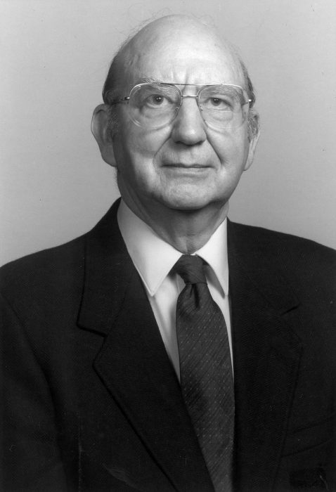 From the Archives:  Remembering Past-President Charles O. Fisher, Sr.