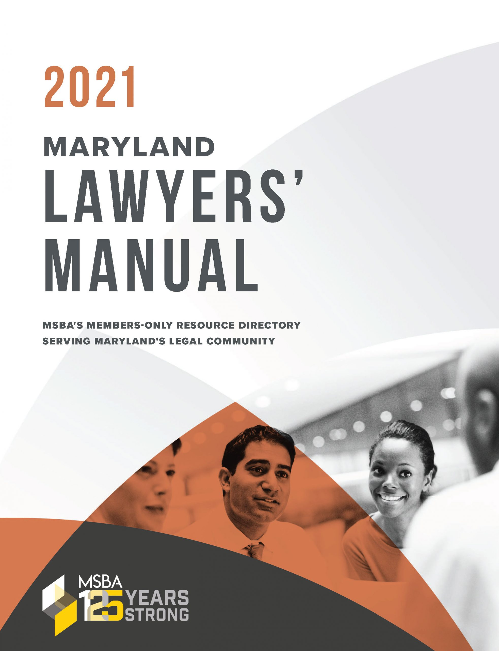 2021 Maryland Lawyers' Manual Is Now Available: Download Your Digital Version Now