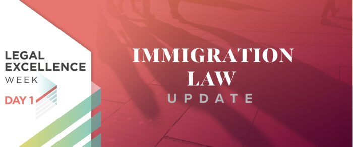 Immigration Law Update 2021