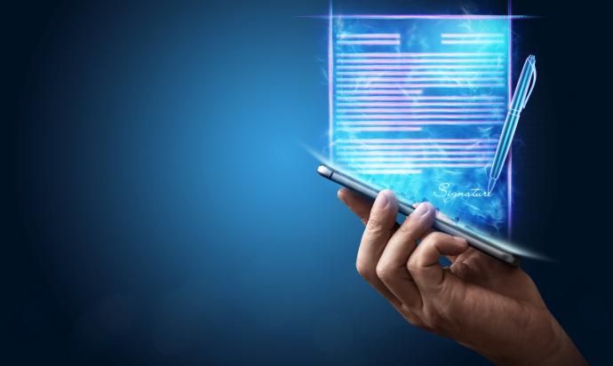 Remote Online Notarization – The New Era