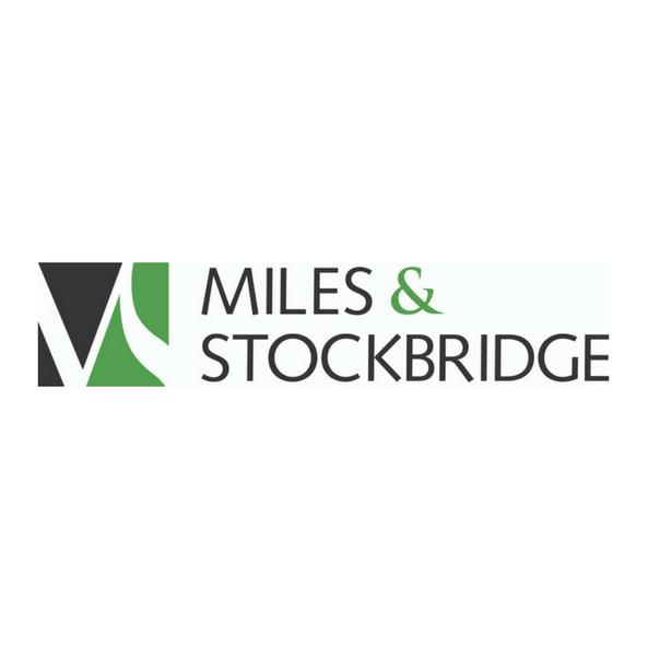 Event Sponsor - Miles & Stockbridge