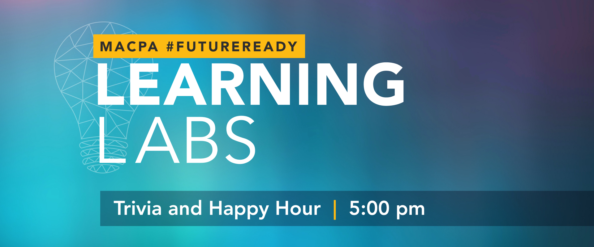 Learning Labs Happy Hour and Trivia